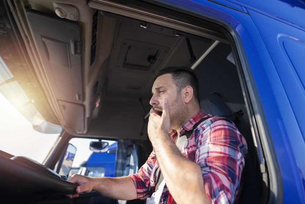Truckers Beware: Drowsy Driving - William D. Shapiro