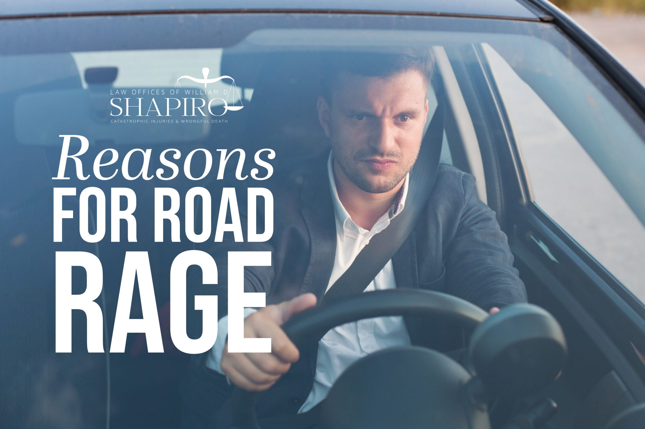 Reasons For Road Rage