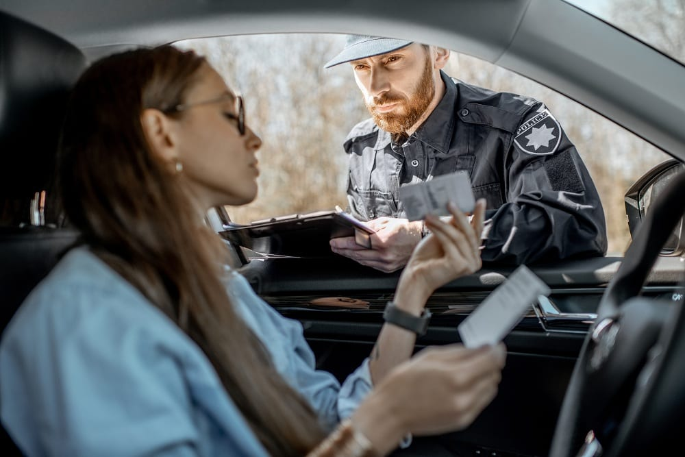 California Traffic Police