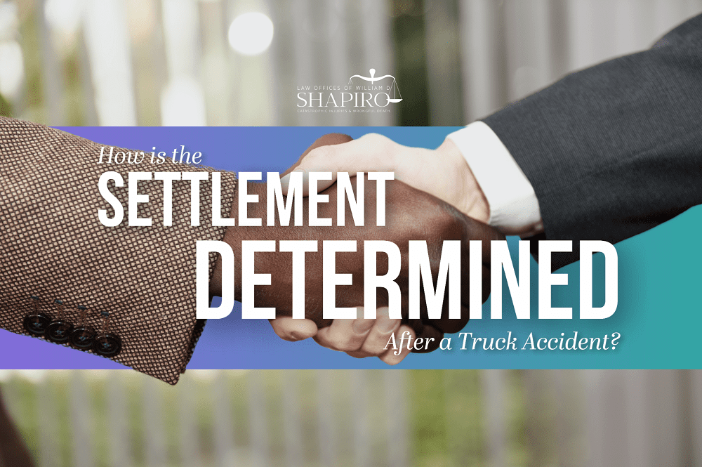 truck accident settlement