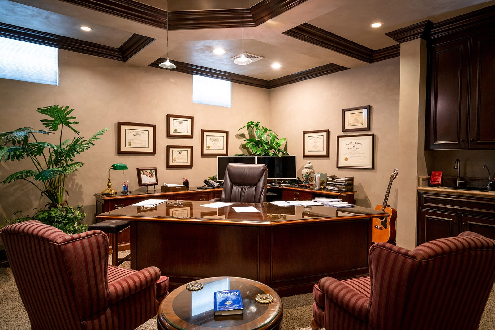 Bill Shaprio Office