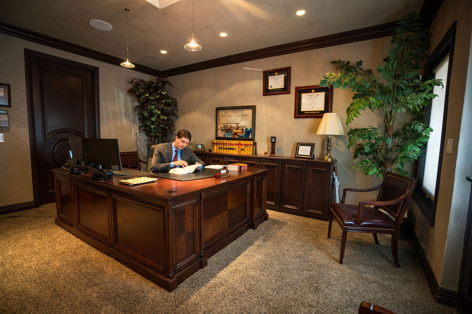 william Shaprio Office
