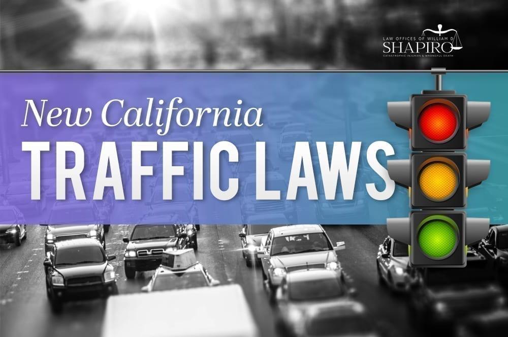 New-California-Traffic-Laws